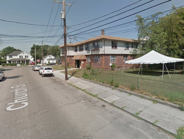 An 82-year-old man fell down an abandoned cesspool in Patchogue.
