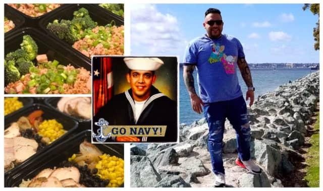U.S. Navy veteran Luis D. Berrios of Paterson is opening Chef Luckie's Kitchen in Garfield.