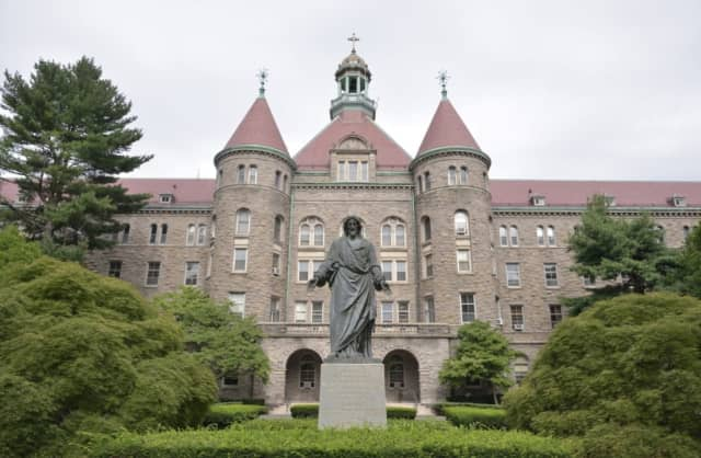 Saint Joseph's Seminary in Yonkers