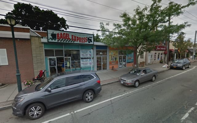 A fire caused extensive damage to two Long Island businesses.