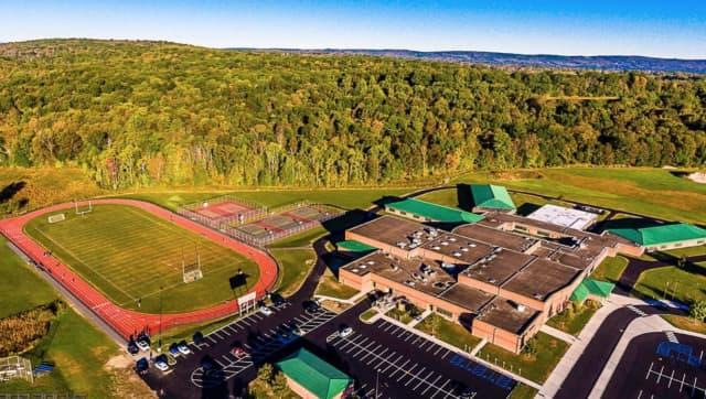 Monhagen Middle School in Middletown.