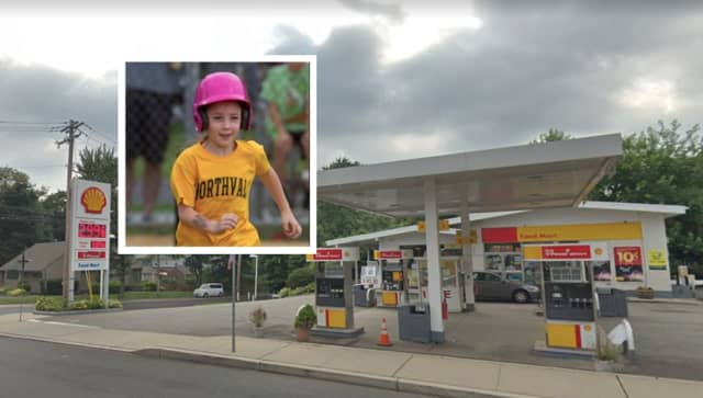 Vivienne Knopp lived near the Tappan Road gas station that had a toxic chemical leak.