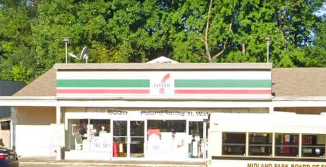 A winning lottery ticket was sold at a 7-Eleven in Woodland Park.
