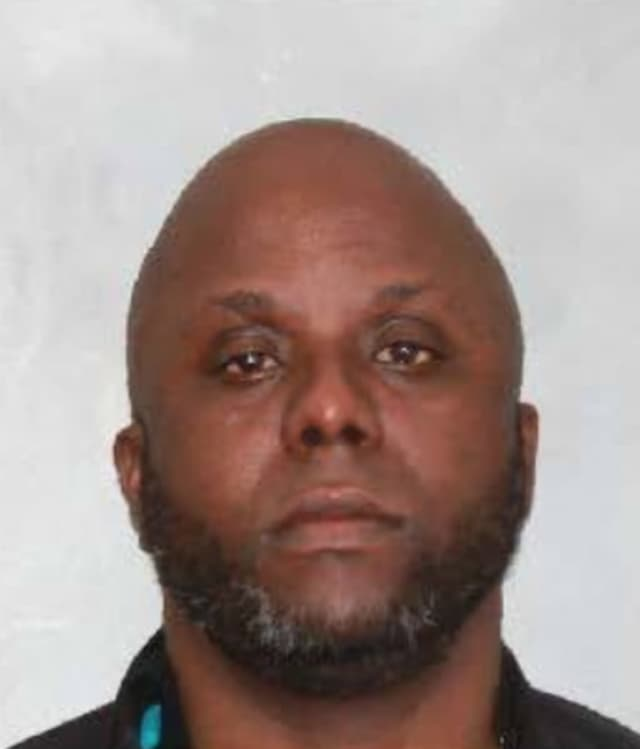 Romane Adrien is wanted by New York State Police in East Meadow.