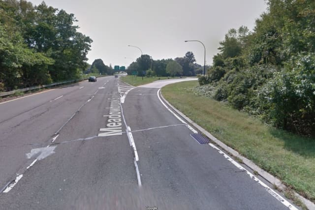 Human remains were found near the treeline at the M7 exit on the Meadowbrook Parkway in Roosevelt.