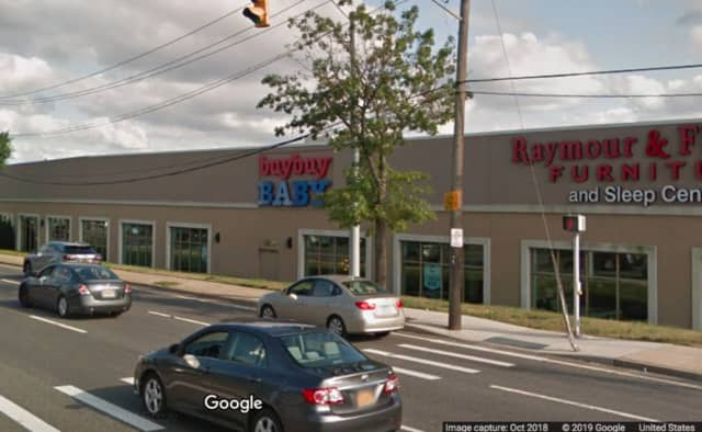 The Buy Buy Baby store at East Gate Boulevard in Hempstead.