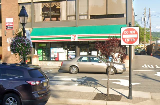 A pair of winning lottery tickets were sold at the 7-Eleven in Norwood.