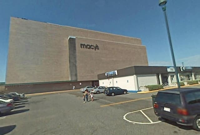 A man was arrested after stealing a vehicle, taking police on a chase, and snatching two purses from women at Macy's in Southampton.
