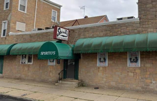 Spirito's in Elizabeth is on the market.