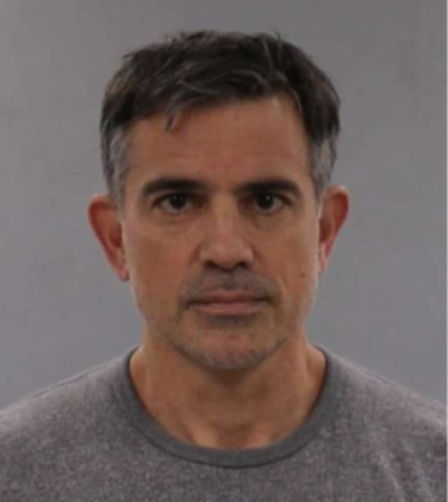 Fotis Dulos after being charged on Tuesday, Jan. 7.