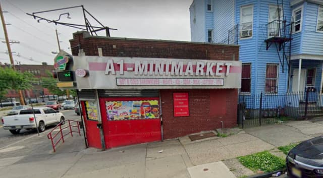 That ticket was sold at A1 Mini Market on Summer Avenue.