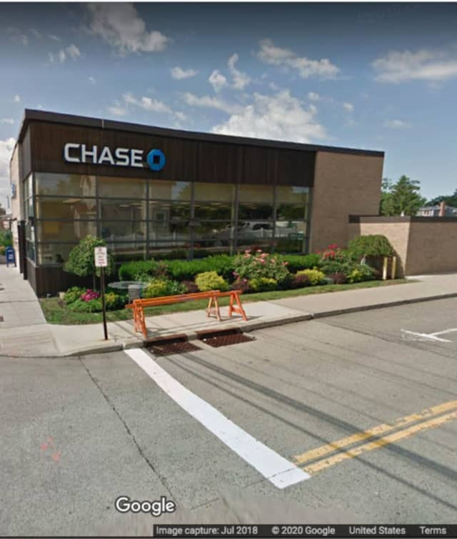 Chase Bank in Valley Stream.