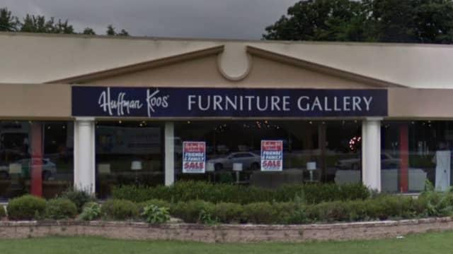 Huffman Koos' Furniture Gallery (425 Route 46 in Fairfield)