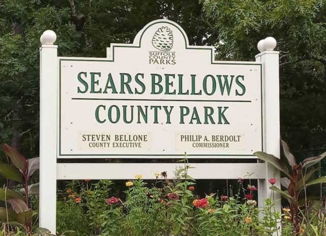 Two hikers lost in Sears Bellows County Park were found with the help of drones.