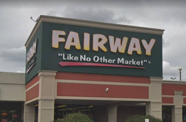 Fairway Market in Paramus.