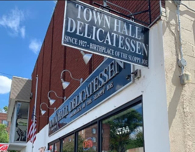 Town Hall Deli in South Orange was named best in the state by Food Network.