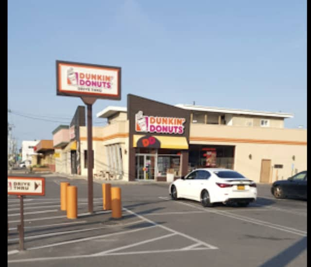 The Dunkin' Donuts in Island Park was one of two robbed.