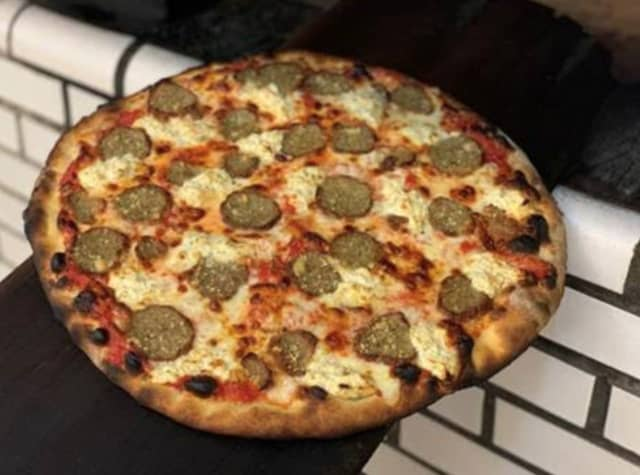 Frank Pepe's Pizzeria is introducing meatball and ricotta pizza.