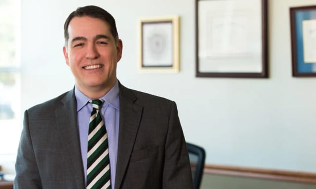 Christian J. Cashman has been named the new president at Fairfield Prep