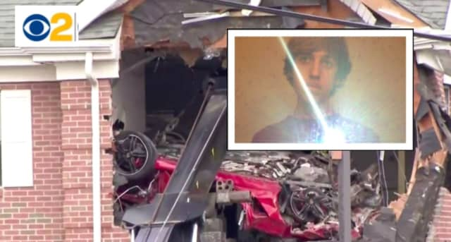 Toxicology reports show Braden De Martin had a blood-alcohol level more than twice the legal limit and marijuana in his system when he drove a Porsche into the second story of a building in Toms River.