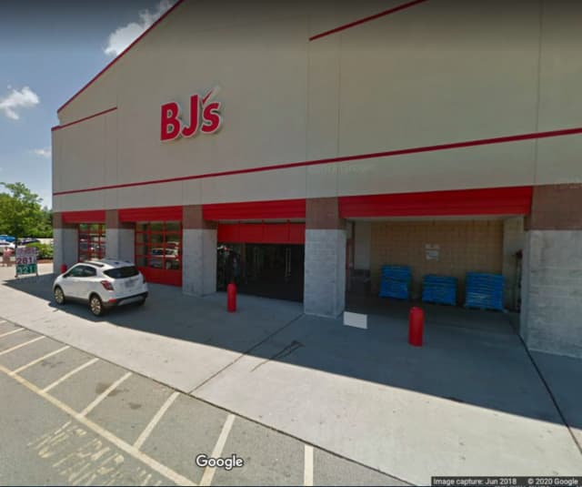 BJ's on Brush Hollow Road in Westbury.