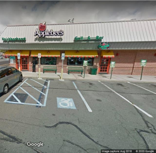 Applebee's Grill & Bar parking lot in Lindenhurst.