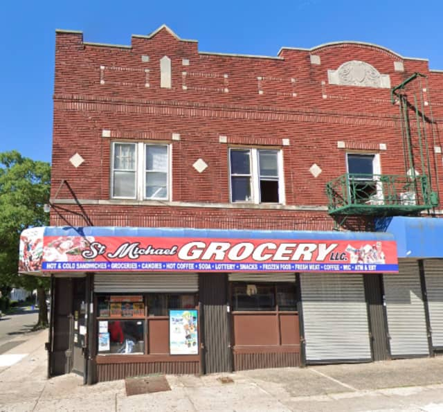 A winning lottery ticket was sold at St. Michael's Grocery in East Orange.