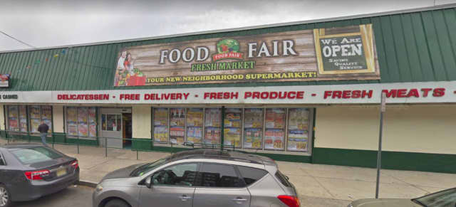 A man was found dead in a wheelchair outside of Food Fair on Mount Pleasant Avenue in Newark Saturday evening, authorities said.