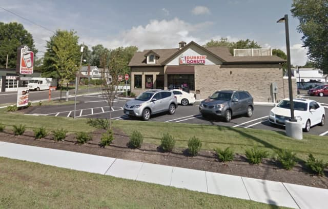 An 'out-of-control' juvenile allegedly caused more than $5K in damage to an area Dunkin' Donuts.