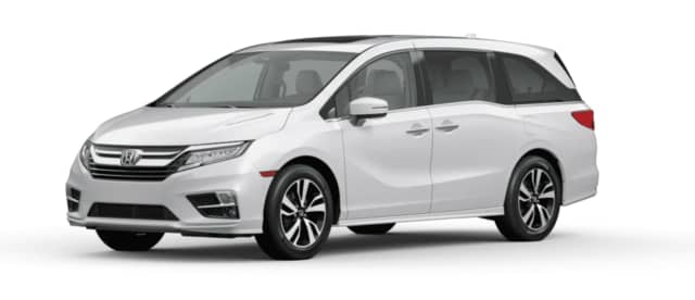 Honda is recalling thousands of Odyssey models.