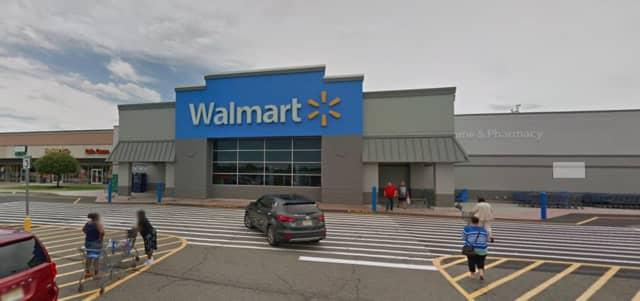 Walmart in Mount Olive.