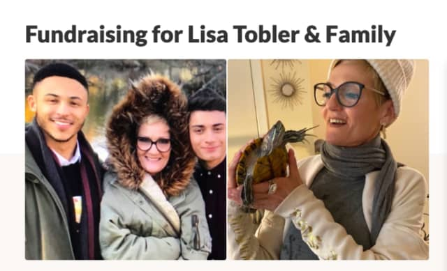 A GoFundMe was launched for New Milford mom Lisa Tobler.