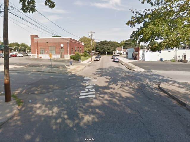 A woman's purse was taken on Waverly Place in Uniondale.