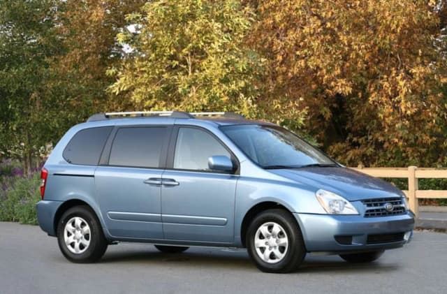 Kia Sedona models are being recalled due to a fire risk.