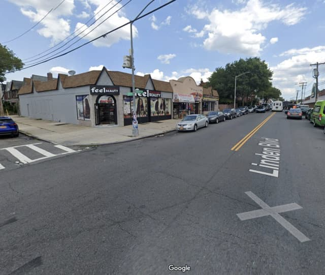 A suspected carjacker was shot and killed by a Nassau County police officer.