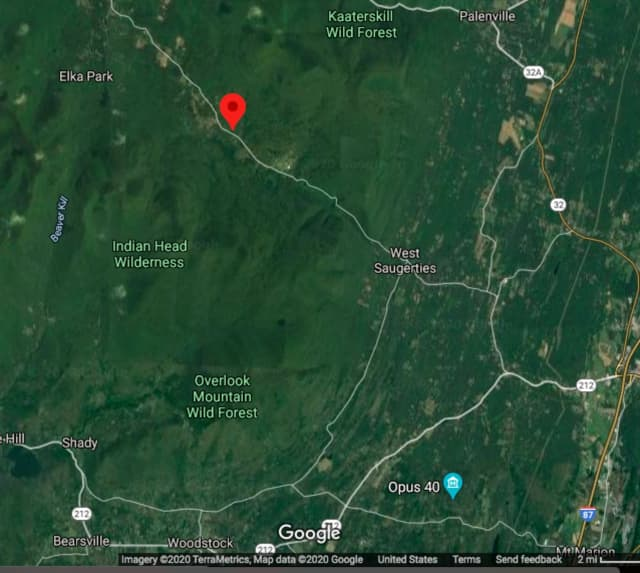 "The incident happened around 4 p.m. Saturday, Feb. 29 in the Indian Head Wilderness area of the Catskill State Park near a popular ice climbing location known as the ""Dark Side"" off of Platte Clove Road."
