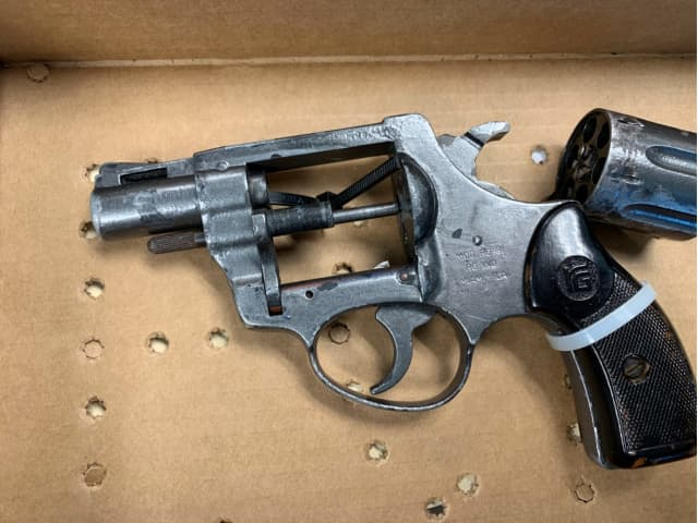 A Northern Westchester man was arrested with an illegal gun during a traffic stop in Dutchess County.