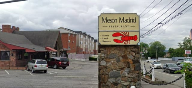 Meson Madrid in Palisades Park temporarily closed.