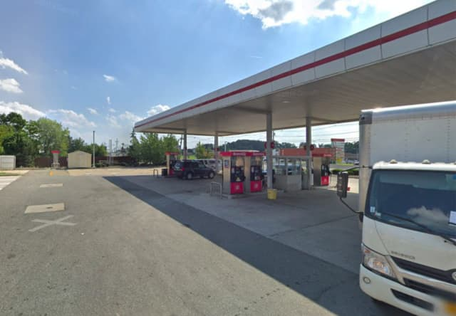 Speedway gas station at 234 Route 18 in East Brunswick.