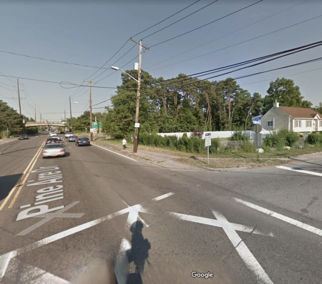 A 21-year-old Long Island man was killed in a single-vehicle crash.