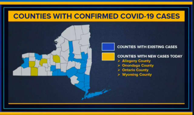 10 Deaths Linked To Covid 19 Now Reported In New York As Tristate Restrictions Start Mount Pleasant Daily Voice