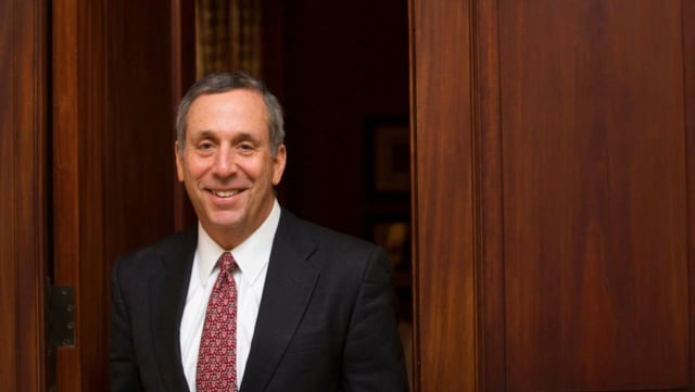 Harvard President Lawrence Bacow and his wife tested positive for COVID-19.