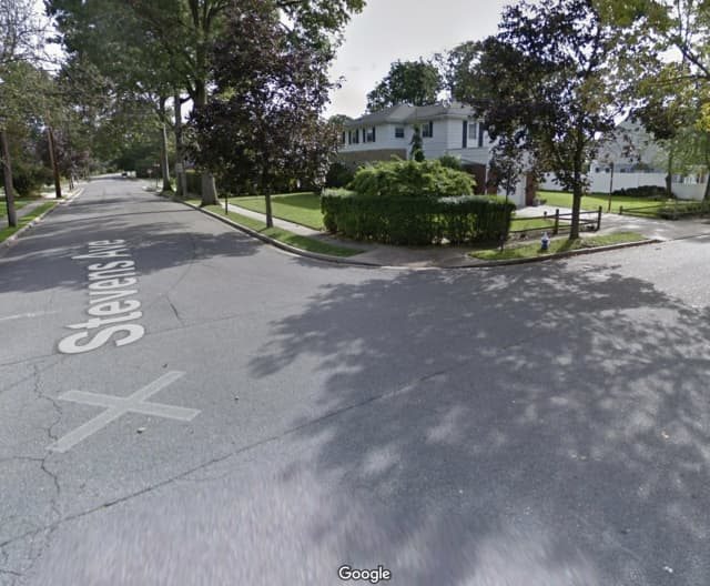 A Long Island man was arrested after allegedly kicking and killing a dog.