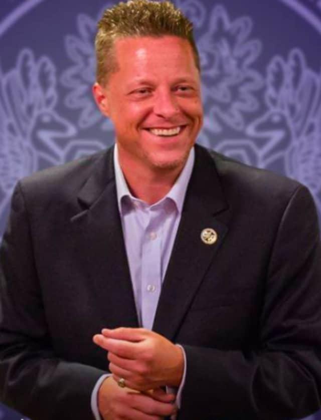 Carteret Mayor Dan Reiman