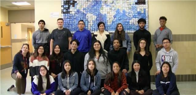 These Fox Lane High School in Mt. Kisco and Byram Hills High School in Armonk produced a public service announcement in Spanish to encourage immigrant communities to complete the U.S. Census questionnaire.