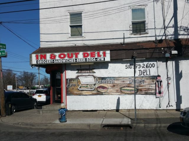In & Out Deli in Roosevelt.