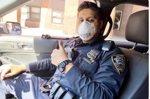 Officer Jay Prieto