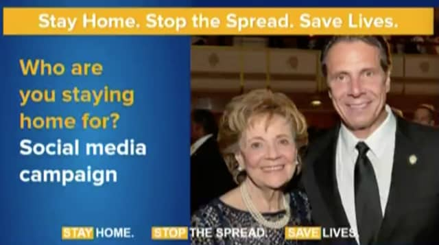 """New York State has launched the """"I Stay At Home"""" social media campaign to combat the spread of COVID-19."""