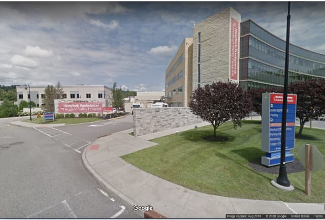 New York-Presbyterian Hudson Valley Hospital in Cortlandt.