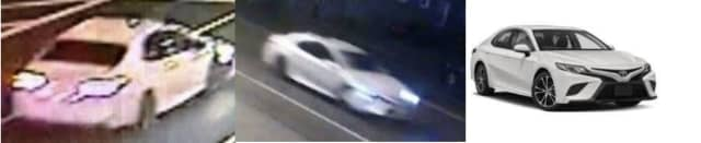 Police and Crime Stoppers are asking the public for help identifying the person who hit and killed a Long Island woman and left the scene.